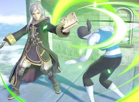 Super Smash Bros. Ultimate: novità del 19 novembre, Daraen, la spada folgore e i tomi