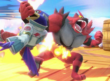 Super Smash Bros. Ultimate: novità del 2 novembre, Incineroar e il brano Battle! Wild Pokémon, da Sole e Luna