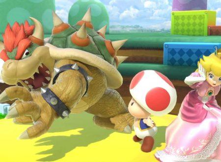 """Super Smash Bros. Ultimate: novità del 21 novembre, il brano """"King Bowser"""" da Super Mario Bros. 3"""