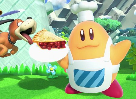 Super Smash Bros. Ultimate: novità del 23 novembre, l'assistente: Chef Kawasaki