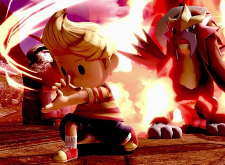 Super Smash Bros. Ultimate: novità del 27 novembre, Lucas, PSI, Kumatora e Boney