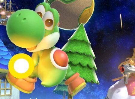 Super Smash Bros. Ultimate: novità del 30 novembre, Yoshi e l'armata di uova e dinosauri