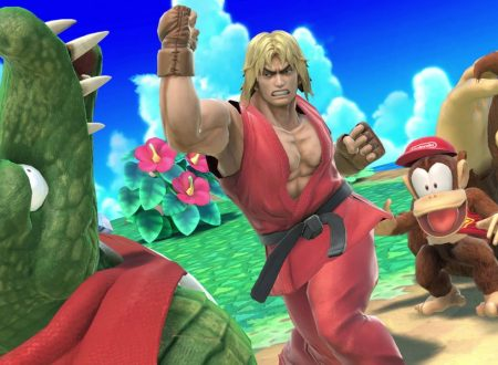 Super Smash Bros. Ultimate: novità del 5 novembre, Ken il guerriero