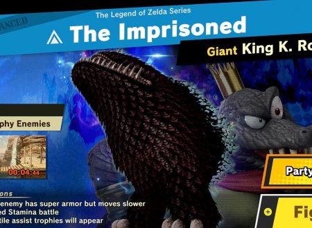 Super Smash Bros. Ultimate: novità del 7 novembre (#2), le sfide degli Spiriti