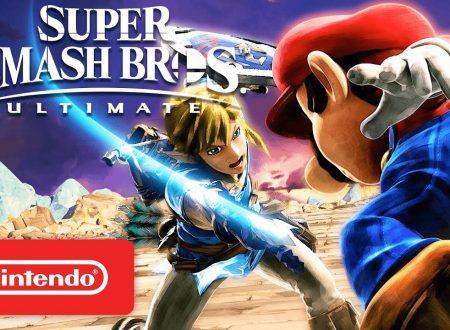 """Super Smash Bros. Ultimate: pubblicato il trailer animato """"More Fighters, More Battles, More Fun"""""""