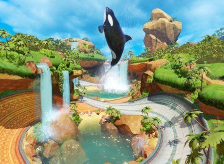 Team Sonic Racing: mostrato un video con la soundtrack del tracciato Whale Lagoon