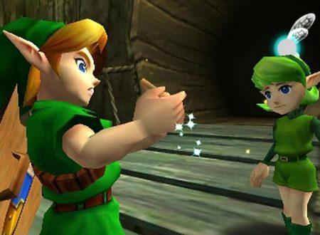 The Legend of Zelda: Ocarina of Time: il classico titolo per Nintendo 64 compie il suo 20° anniversario