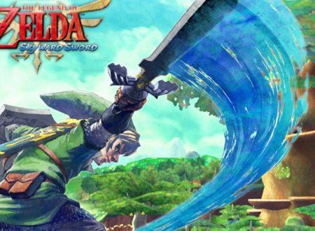 The Legend of Zelda: Skyward Sword, il titolo potrebbe arrivare anche su Nintendo Switch, secondo Eiji Aonuma