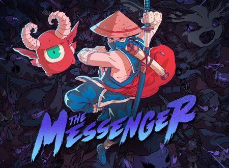 """The Messenger: pubblicato l'aggiornamento """"The Messenger+"""", ora disponibile su Nintendo Switch"""
