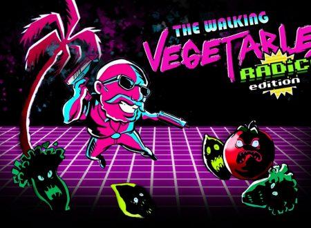 The Walking Vegetables: Radical Edition, uno sguardo in video al titolo dai Nintendo Switch europei