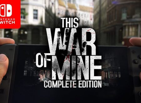 This War of Mine: Complete Edition, il titolo è in arrivo il 27 novembre sull'eShop di Nintendo Switch