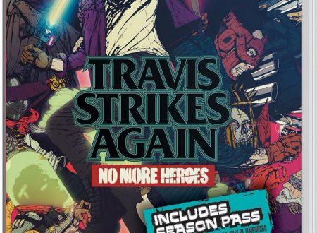 Travis Strikes Again: No More Heroes, mostrata la boxart americana del titolo