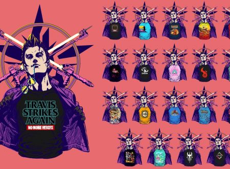 Travis Strikes Again: No More Heroes, mostrate le varie maglie che vedono protagonisti gli indie