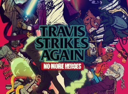 Travis Strikes Again: No More Heroes, pubblicato un artwork ufficiale del titolo