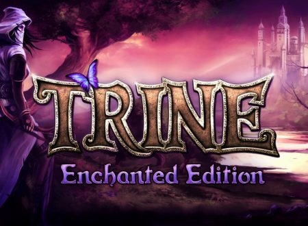Trine Enchanted Edition: uno sguardo in video al titolo dai Nintendo Switch europei