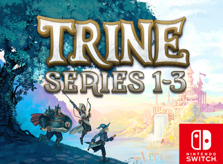 I tre Trine sono arrivo su Nintendo Switch, Trine Enchanted Edition è ora disponibile sull'eShop