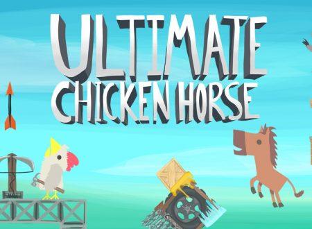 Ultimate Chicken Horse: il titolo aggiornato alla versione 1.5.064 sui Nintendo Switch europei
