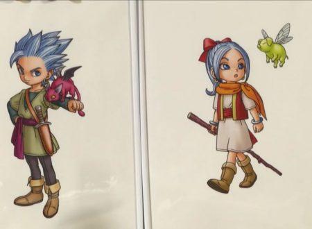 Un nuovo Dragon Quest Monsters sembra essere in sviluppo con Erik e Mia