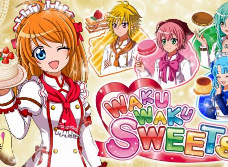 Waku Waku Sweets: il titolo è in arrivo il 22 novembre sui Nintendo Switch europei