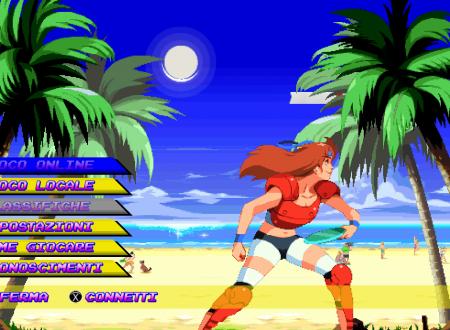 Windjammers: il titolo aggiornato alla versione 1.0.1 sui Nintendo Switch europei