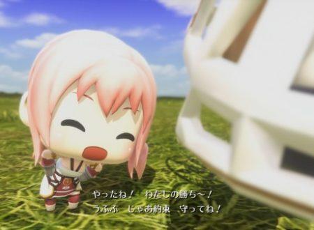 World of Final Fantasy Maxima: mostrati nuovi screenshots e video sul titolo
