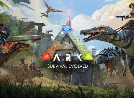 ARK: Survival Evolved, i primi 37 minuti di gameplay del titolo dai Nintendo Switch europei
