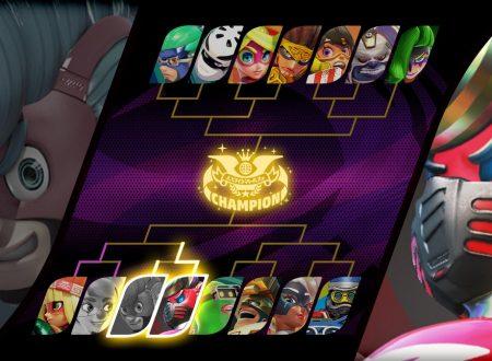 ARMS: Springtron è il vincitore del secondo Round del torneo Party Crash Bash