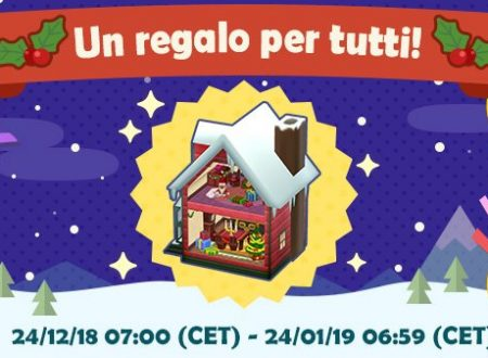 Animal Crossing: Pocket Camp: disponibile un regalo per tutti in occasione della Festa dei giocattoli