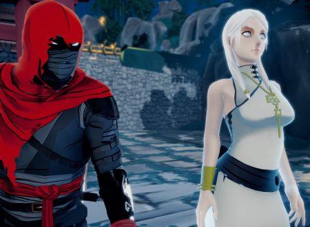 Aragami: Shadow Edition, il titolo è in arrivo il 22 febbraio su Nintendo Switch