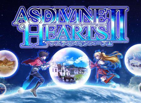 Asdivine Hearts 2: il titolo è in arrivo nel corso dell'inverno sull'eShop di Nintendo Switch