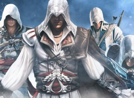 Assassin's Creed Compilation: un rivenditore tedesco lista il titolo per Nintendo Switch