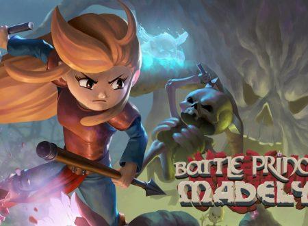 Battle Princess Madelyn: ora disponibile la versione 1.0.5 sui Nintendo Switch europei
