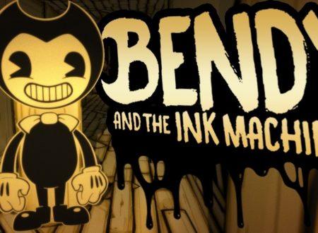 Bendy and the Ink Machine: il titolo aggiornato alla versione 1.5.0 sui Nintendo Switch europei