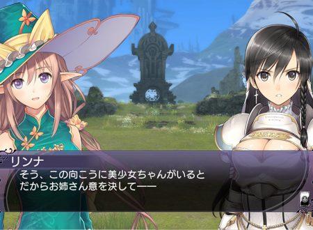 Blade Arcus Rebellion: mostrati dei nuovi screenshots del titolo