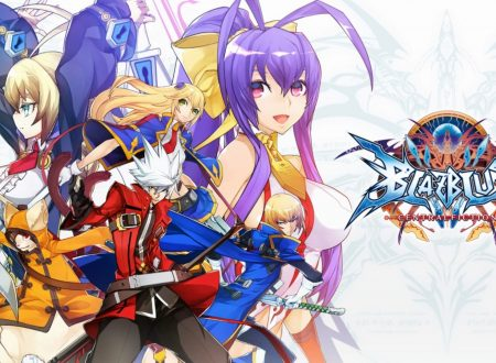 BlazBlue: Central Fiction Special Edition, uno sguardo in video alla demo, ora sui Nintendo Switch giapponesi