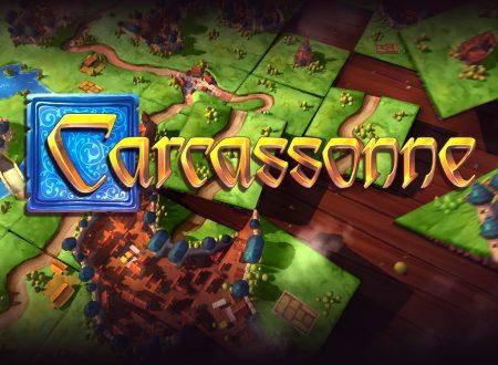Carcassonne: pubblicato il trailer di lancio del titolo su Nintendo Switch