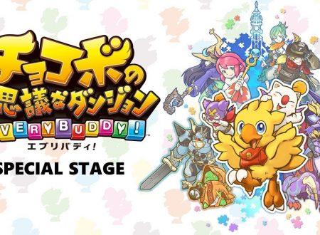 Chocobo's Mystery Dungeon: Every Buddy!: pubblicato un nuovo video dal Jump Festa 2019