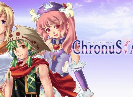 Chronus Arc: il titolo di KEMCO è in arrivo il 20 dicembre sull'eShop di Nintendo Switch