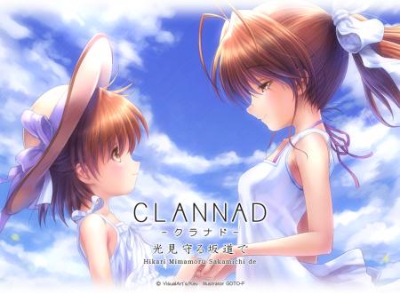Clannad: la visual novel romantica è in arrivo in primavera sui Nintendo Switch giapponesi