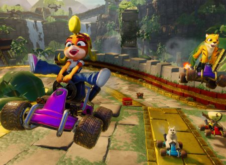 Crash Team Racing Nitro-Fueled, il titolo sarà fedele all'originale CTR per PS1
