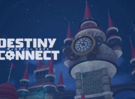 Destiny Connect: il titolo è ora in arrivo il 14 marzo sui Nintendo Switch giapponesi
