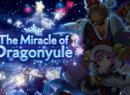 Dragalia Lost: ora disponibile il Summon Showcase: Dragon Special, in arrivo l'evento The Miracle of Dragonyule