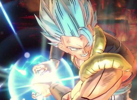 Dragon Ball Xenoverse 2: Gogeta SSGSS è ufficialmente in arrivo nel titolo