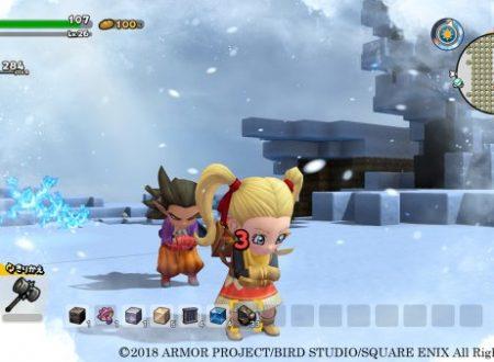 Dragon Quest Builders 2: nuovi dettagli sul setting della Endless Battle Island