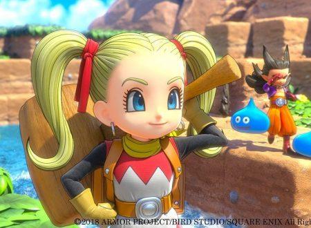 Dragon Quest Builders 2: uno sguardo alle vendite giapponesi del titolo