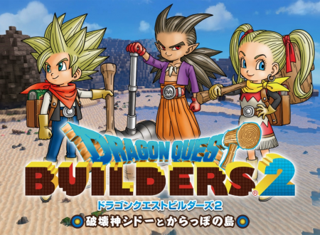Dragon Quest Builders 2: uno sguardo in video alla demo dall'eShop giapponese di Nintendo Switch