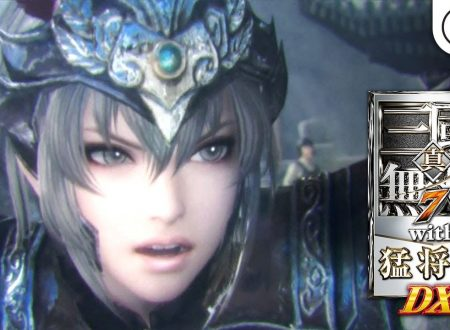 Dynasty Warriors 8: Xtreme Legends Complete Edition DX, pubblicato un nuovo trailer giapponese