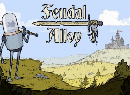 Feudal Alloy: il titolo è in arrivo il 17 gennaio sull'eShop americano di Nintendo Switch