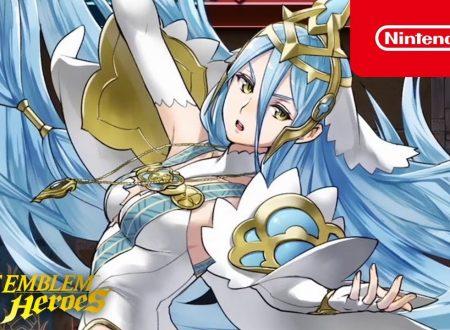 Fire Emblem Heroes: rivelato l'arrivo dell'evento evocazione Eroi leggendari: Azura, la cantrice vallita