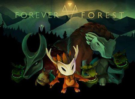 Forever Forest: il titolo è in arrivo prossimamente sull'eShop di Nintendo Switch